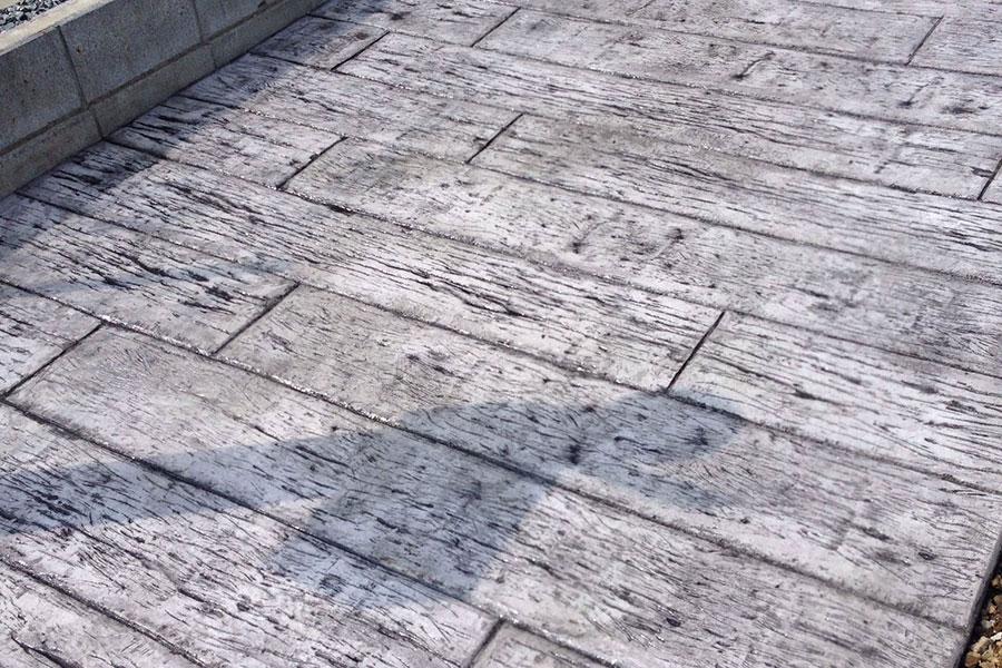 枕木パターン01