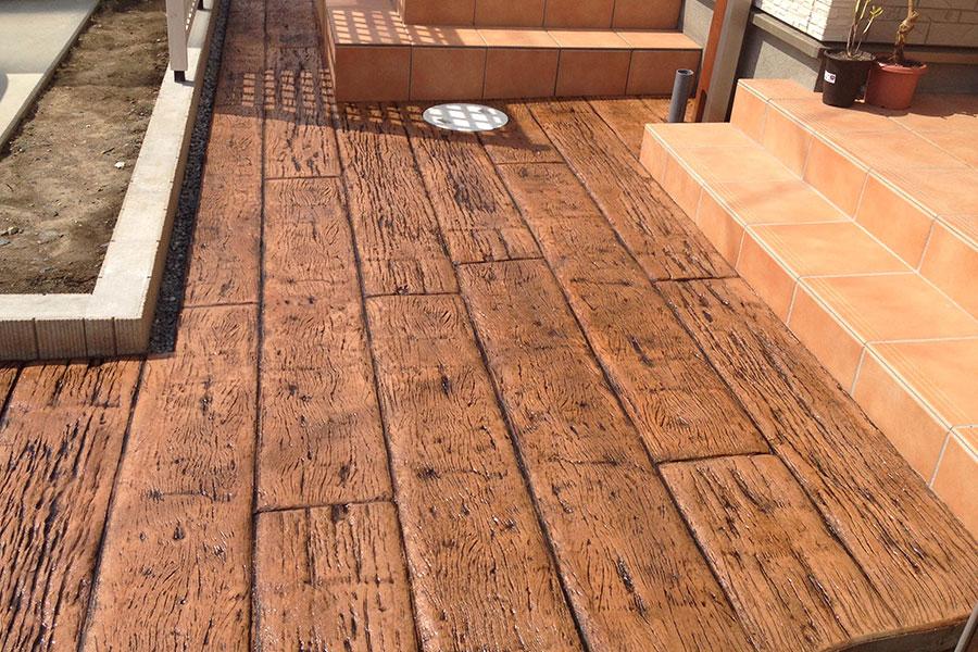 枕木パターン02